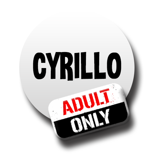 Cyrillo Adult Only
