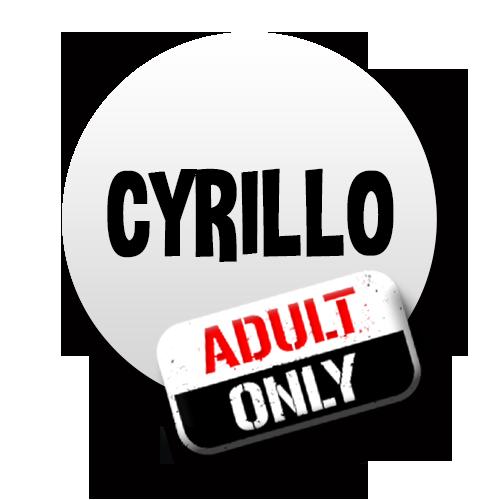 Cyrillo nu a Mykonos